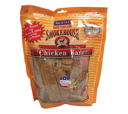 Chicken Barz 16-oz Dog Treats