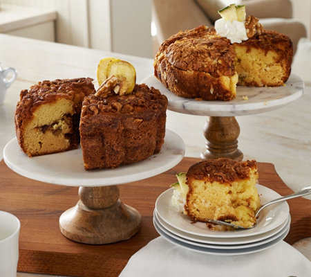 My Grandma's (2) 28oz Banana Walnut & Pineapple Cakes Auto-Delivery