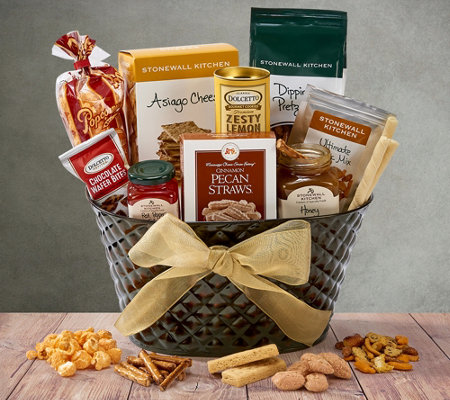 Hebert Candies Thinking of You Gift Basket