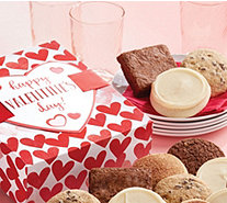 Cheryl's 12-Pc Valentine Gluten-Free Cookie & Brownie Gift Box - M120470