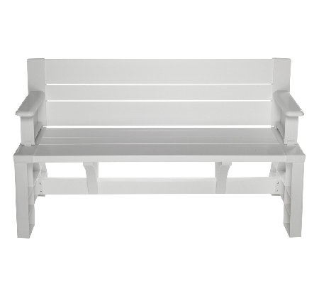 Convert-A-Bench Ultra II Outdoor 2-in-1 Bench-to-Table w/5 Year LMW