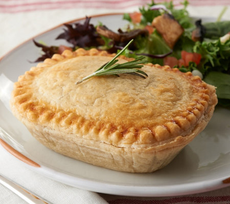 Panbury's (8) 7.5-oz Beef & Chicken Hand Pie Combo