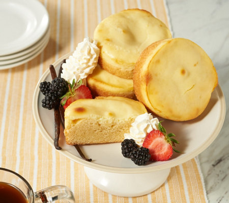 Delizioso Desserts 12 5 25 Oz Warm Butter Cakes
