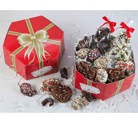 SH 11/5 Landies Candies Sampler Gift Box Holiday