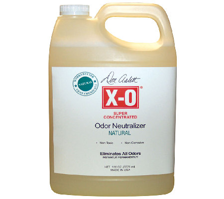Don Aslett's Super Concentrated X-O Odor Neutralizer Gallon
