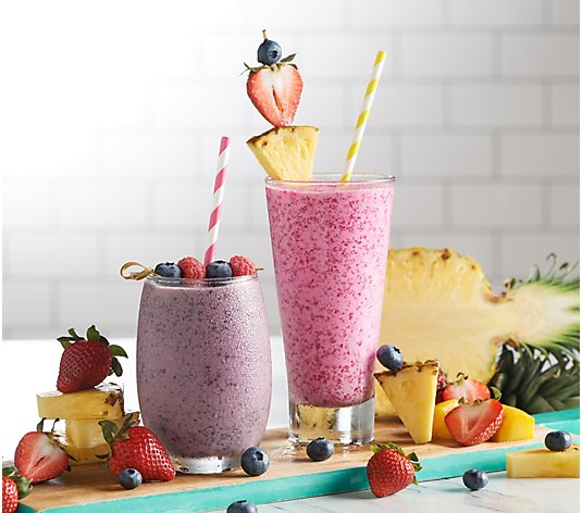 Everbowl (10) Ready-to-Blend Frozen Fruit Smoothie Packs