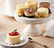 Junior's Set of 18 Sugar Free Mini Cheesecakes and Layer Cakes - M54074