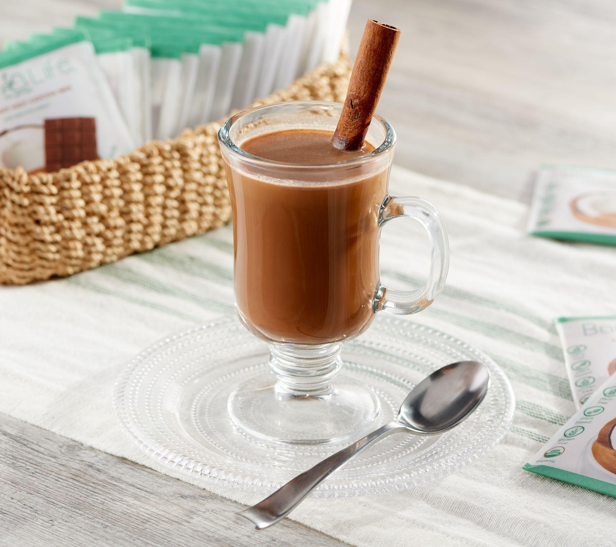 Hot Cocoa Wristlet