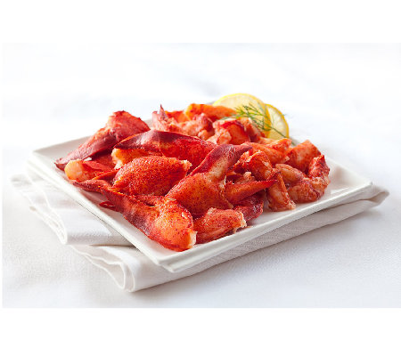 Anderson Seafoods 2 2lbs Bags 'No Shell' Lobster Meat