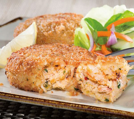 Kansas City Steak Company (6) 3-oz Crab Cakes