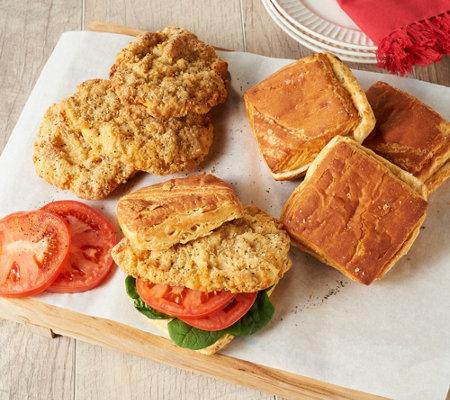 Heartland Fresh 9 5 Oz Chicken 9 Croissants Auto Delivery
