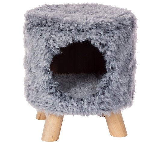 Prevue Pet Products Cozy Cave Gray 7381