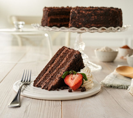 Junior's 5-lb Brooklyn Blackout Layer Cake