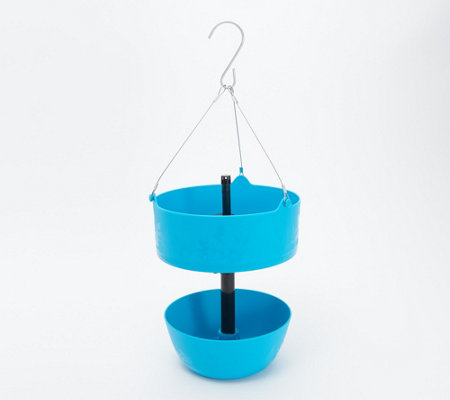 Bernini Carina 3-in-1 Bird Feeder, Fountain  & Planter
