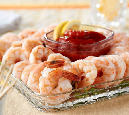Anderson Seafoods (2) 2 lb. Bags Pacific Cocktail Shrimp