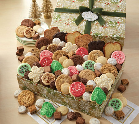 SH 12/3 Cheryl's Grand Metallic Bakery Sampler