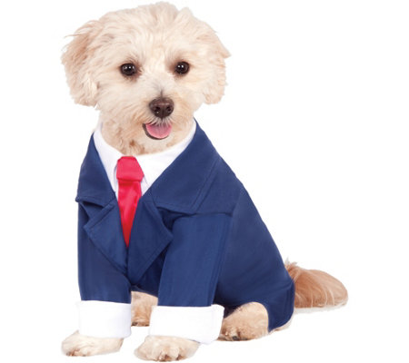 Rubie's Business Suit Pet Costume - Small