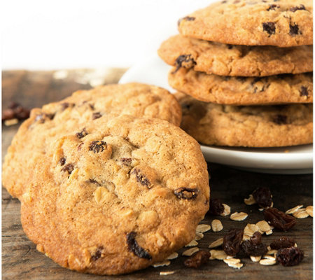 David's Cookies 2-lb Fresh Baked Oatmeal Raisin Cookies