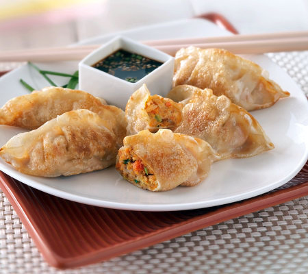 Anderson Seafoods Ahi Tuna Potstickers