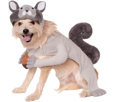 Rubie S Squirrel Pet Costume Large