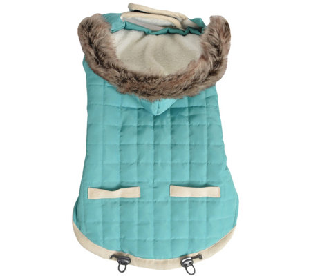 Animal Planet Puff Pet Jacket - Medium