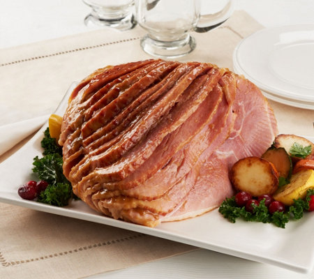 Smithfield 8-9 lb Brown Sugar Ham with 2 Glaze Packs