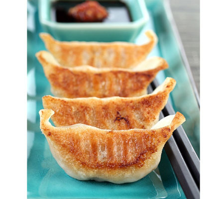 Anderson Seafoods Salmon Potstickers