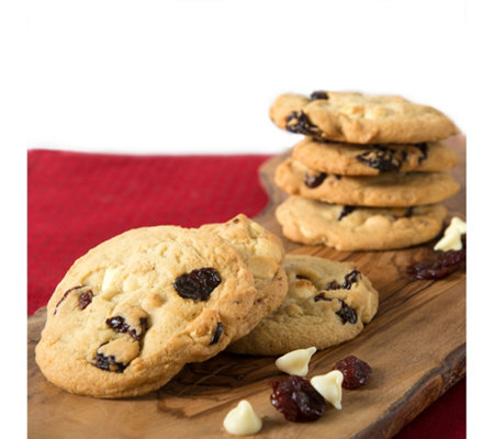 David's Cookies 2-lb Fresh Baked Cherry White Chip Cookies