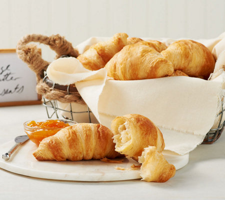 Authentic Gourmet 65 ct. Butter Croissants Auto-Delivery