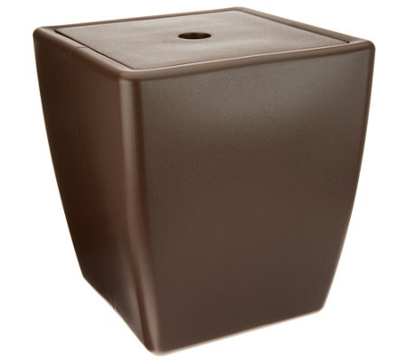 Atleisure 3 In 1 Planter Side Table And Umbrella Stand Page 1