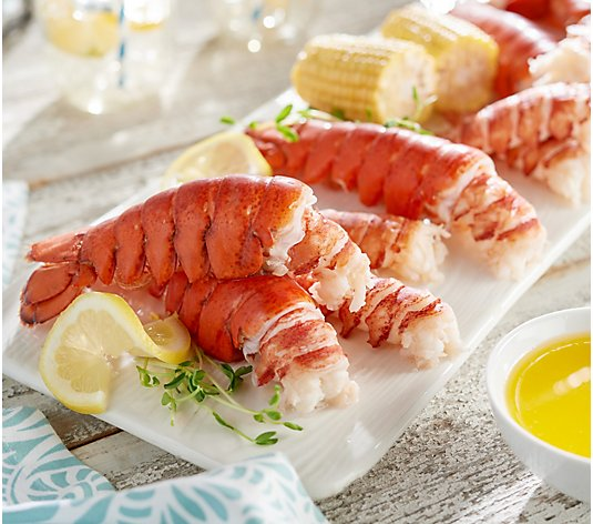 Greenhead Lobster (12) or (24) 4-oz HPP Maine Lobster Tail