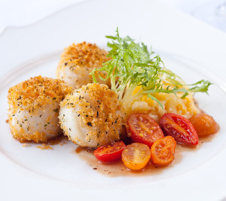 Anderson Seafoods 4 lbs Large Ocean Scallops
