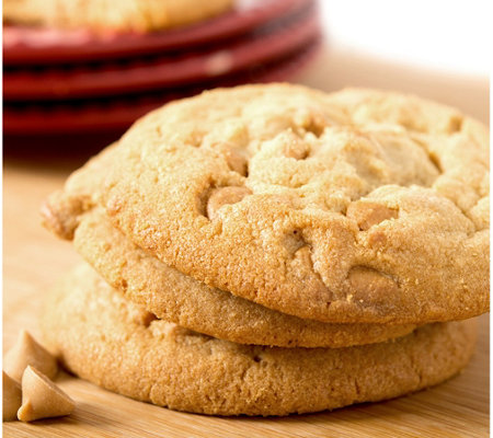 David's Cookies 2-lb Fresh Baked Peanut Butter Cookies