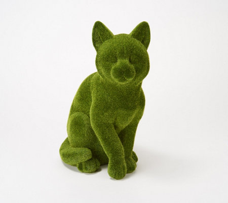 Barbara King Sculptured Faux Moss Animals
