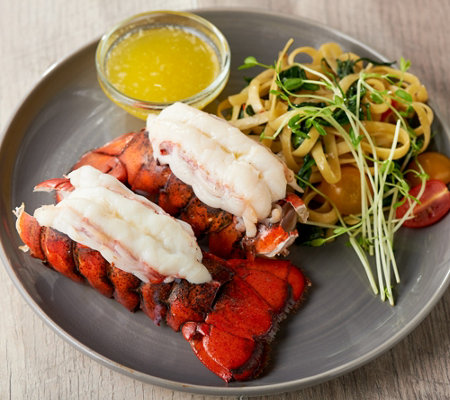 Greenhead Lobster (16) 3-4-oz Lobster Tails Auto-Delivery