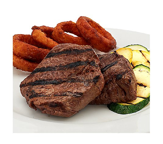 Kansas City (20) 5-oz Top Sirloin Steaks Auto-Delivery