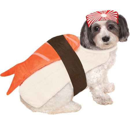 Rubie's Sushi Pet Costume - Extra Large