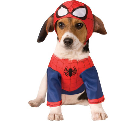 Rubie's Spider-Man Pet Costume-Extra Large