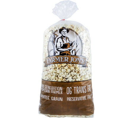 Farmer Jon's 3-Gallon Bag - Kettle Corn