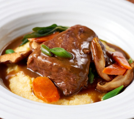 Emeril's (6) 9 oz. Slow-Cooked Braised Beef Short Ribs