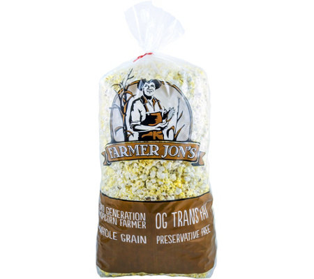 Farmer Jon's 3-Gallon Bag - Butter Popcorn