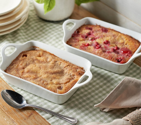 Mama Biscuits Comfort (2) 2.2-lb Fruit Cobblers
