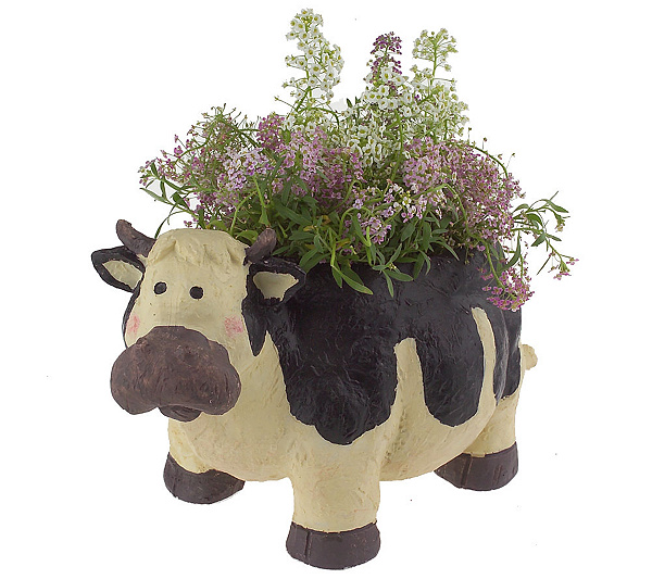 Instant Flower Garden Animal Planter W Seeded Mats And Nutragro Product Thumbnail In Stock