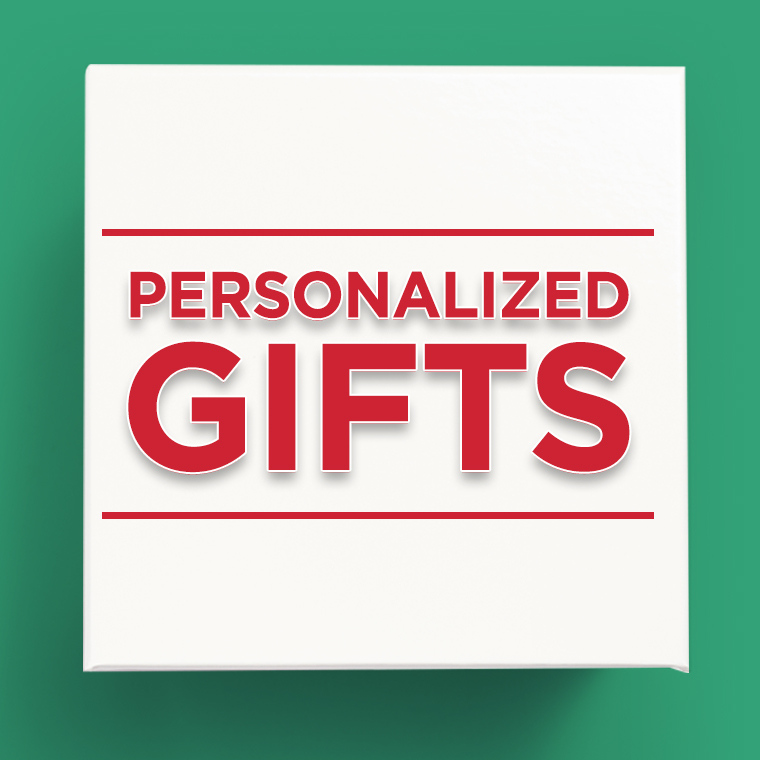 For Personalized Gifts