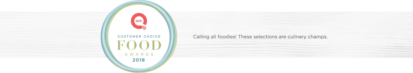 2018 Customer Choice Food Awards — Calling all foodies! These selections are culinary champs.