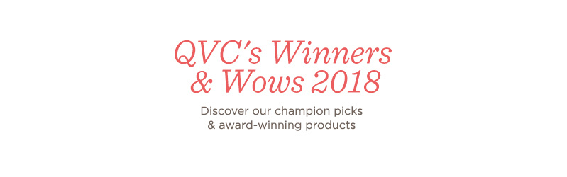 QVC's Winners & Wows 2018 — Discover our champion picks & award-winning products