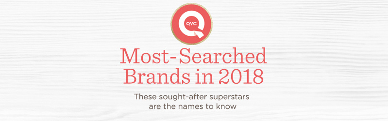 Most-Searched Brands in 2018 — These sought-after superstars are the names to know