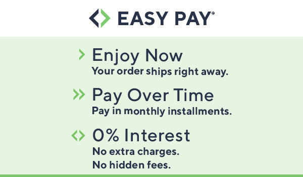 Easy Pay offer details