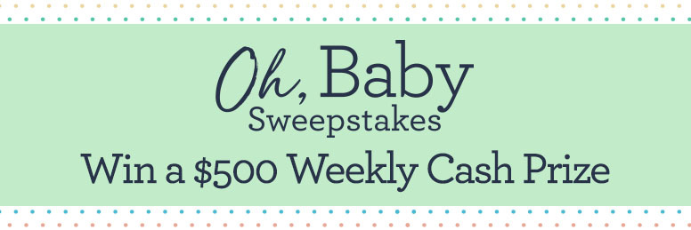 Oh, Baby Sweepstakes