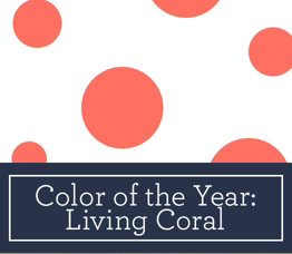 Color of the Year: Living Coral